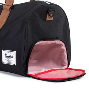 Novel Duffle Bag in Black by Herschel Supply Co.  - 2