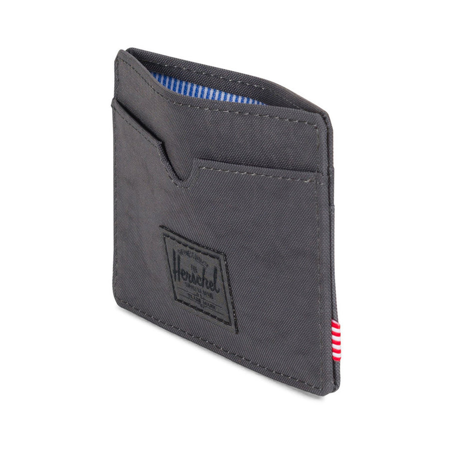 Nylon Charlie Wallet in Dark Shadow by Herschel Supply Co.  - 1