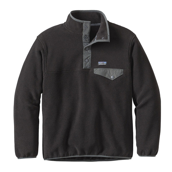 Boys' Lightweight Synchilla® Snap-T® Fleece Pullover - FINAL SALE