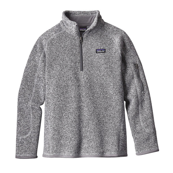Patagonia Girls' Better Sweater® 1/4-Zip