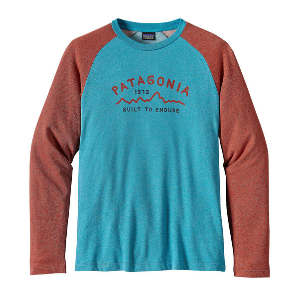 Patagonia Men's Arched Type '73 Lightweight Crew Sweatshirt filter blue