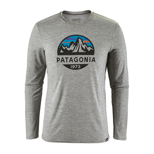 Patagonia | Men's Capilene® Daily Long-Sleeved Graphic T-Shirt