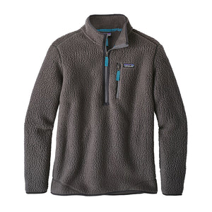 Patagonia Men's Retro Pile Fleece Pullover forge grey