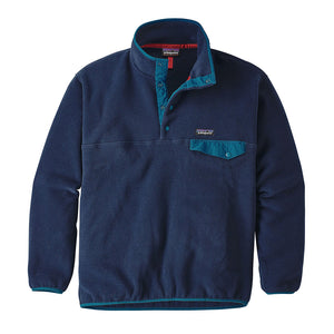 Patagonia Men's Synchilla® Snap-T® Fleece Pullover NAvy Blue