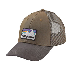 patagonia shop sticker hat