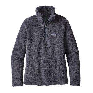 Patagonia Women's Los Gatos Fleece 1/4 Zip smolder bluw