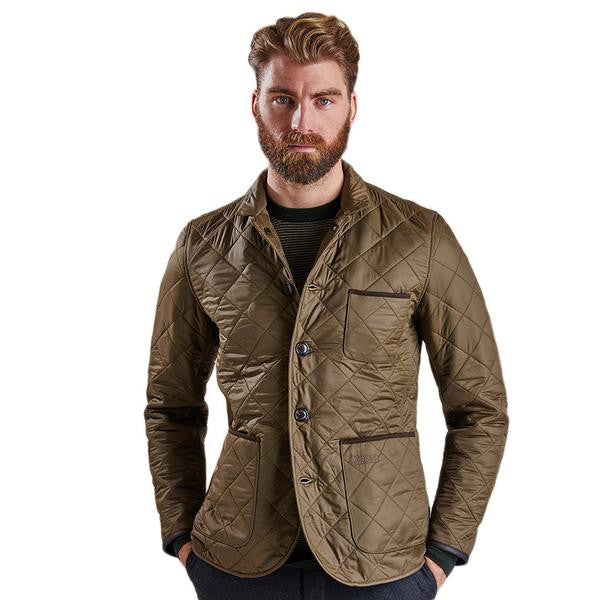 Racer Quilted Jacket Barbour Tide And Peak Outfitters