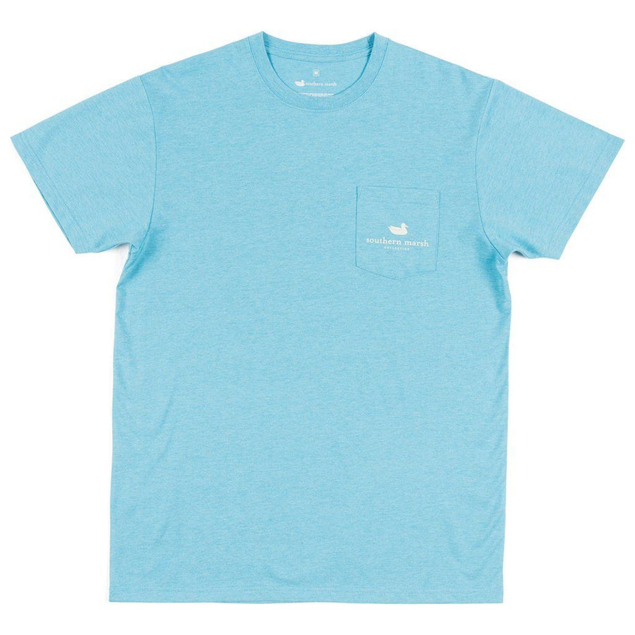 Southern Marsh Branding Collection - Summit Tee