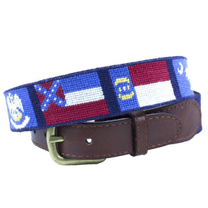 Southern States Needlepoint Belt