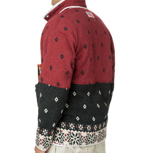 Tailgater Pullover in Sun Valley Multicolor by Blankenship Dry Goods - 1