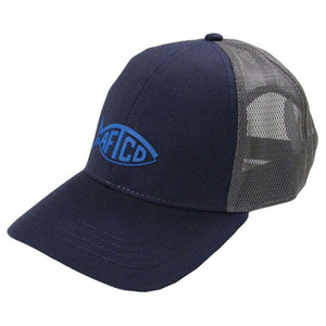Tech Cooler Fishing Hat in Navy