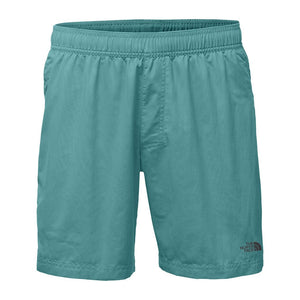 "The North Face Men's 7"" Class V Pull-On Trunks in Bristol Blue"