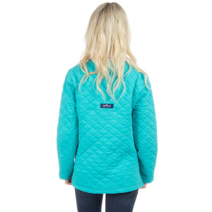 Lawson Quilted Pullover - FINAL SALE