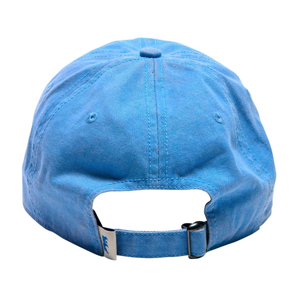 3a51476fd52f5 The Normal Brand Faded Active Wear Cap in Denim