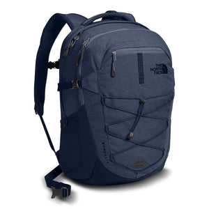 The North Face Borealis Backpack in Urban Navy Light Heather