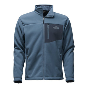 The North Face Men's Chimborazo Full Zip Jacket in Shady Blue