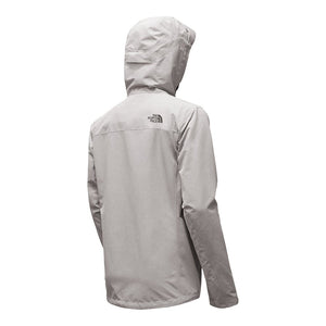 The North Face Men's Dryzzle Jacket in TNF Light Grey Heather