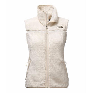The North Face Women's Campshire Sherpa Vest in Vintage White