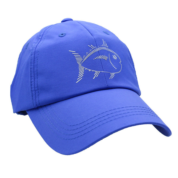 Tide to Trail Performance Hat in Blue