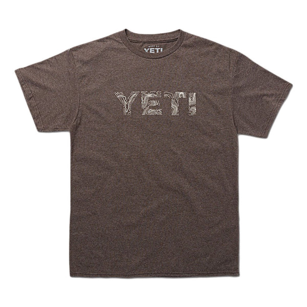 Topo Tee in Vintage Brown   - 1