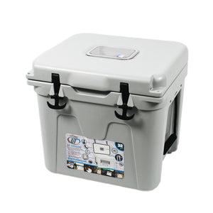 University of Alabama Cooler 32qt in White by Lit Coolers  - 1