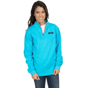Whitacre Pullover in Glacier Blue   - 1