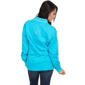 Whitacre Pullover in Glacier Blue   - 2