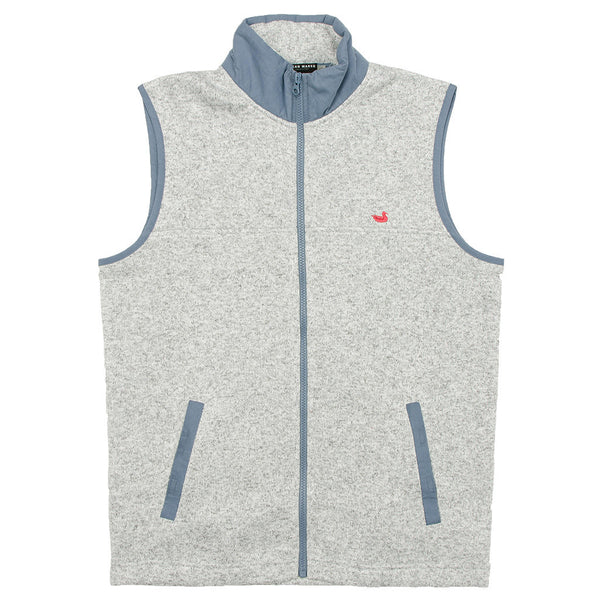 FieldTec Woodford Vest in Avalanche Grey by Southern Marsh  - 1