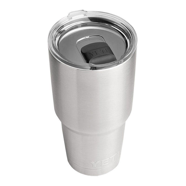 YETI 30 oz. Rambler Tumbler in Stainless Steel with Maglslider™ Lid