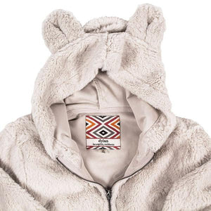 YOUTH Silky Pile Pullover Teddy Bear - FINAL SALE