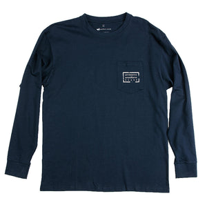 Authentic Long Sleeve Tee