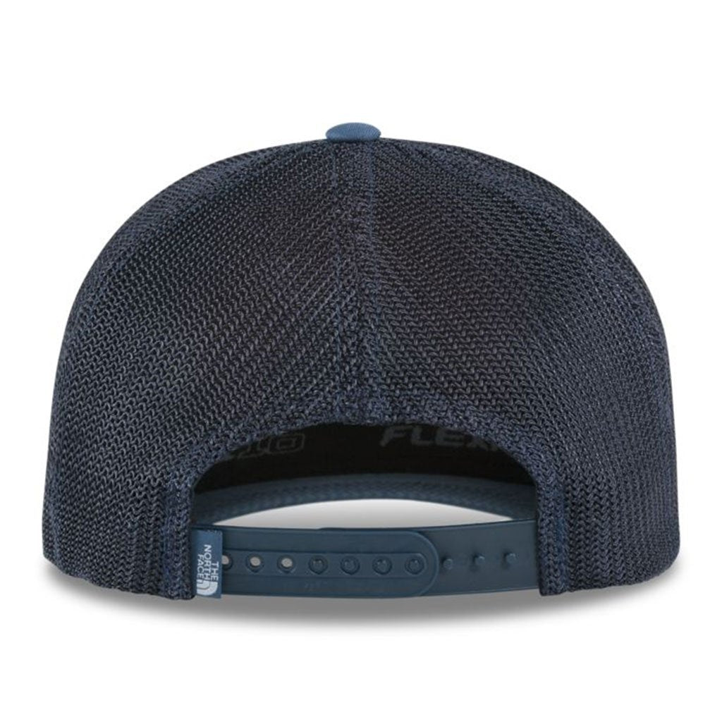 70685338df2 The North Face Keep It Structured Trucker Hat in Urban Navy   High Rise Grey