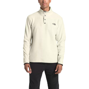 The North Face Men's TKA Glacier Snap-Neck Pullover by The North Face