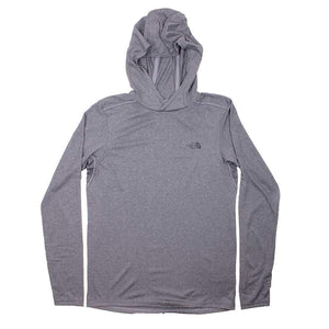 Men's 24/7 Hoodie in Medium Grey Heather by The North Face