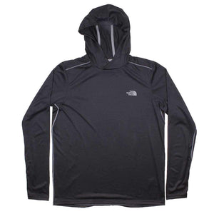 Men's 24/7 Hoodie in Dark Grey Heather by The North Face