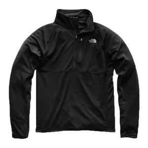 Men's Ambition 1/4 Zip in TNF Black by The North Face