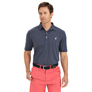 "The Fairway ""Prep-formance"" Polo in Midnight"
