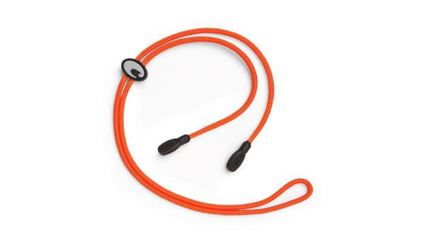Fathom Cord Sunglass Straps in Orange