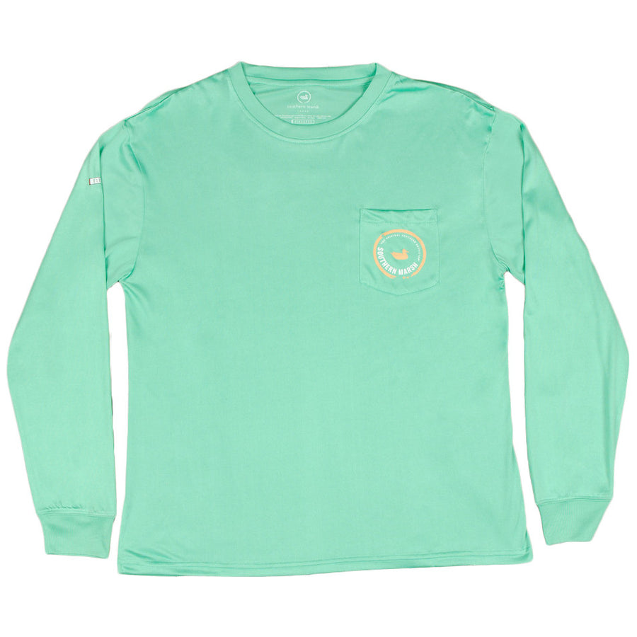 FieldTec Pocket Tee - Long Sleeve