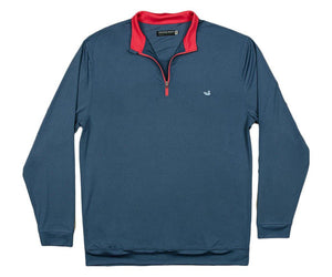 Half Moon Performance Pullover 1/4 Zip