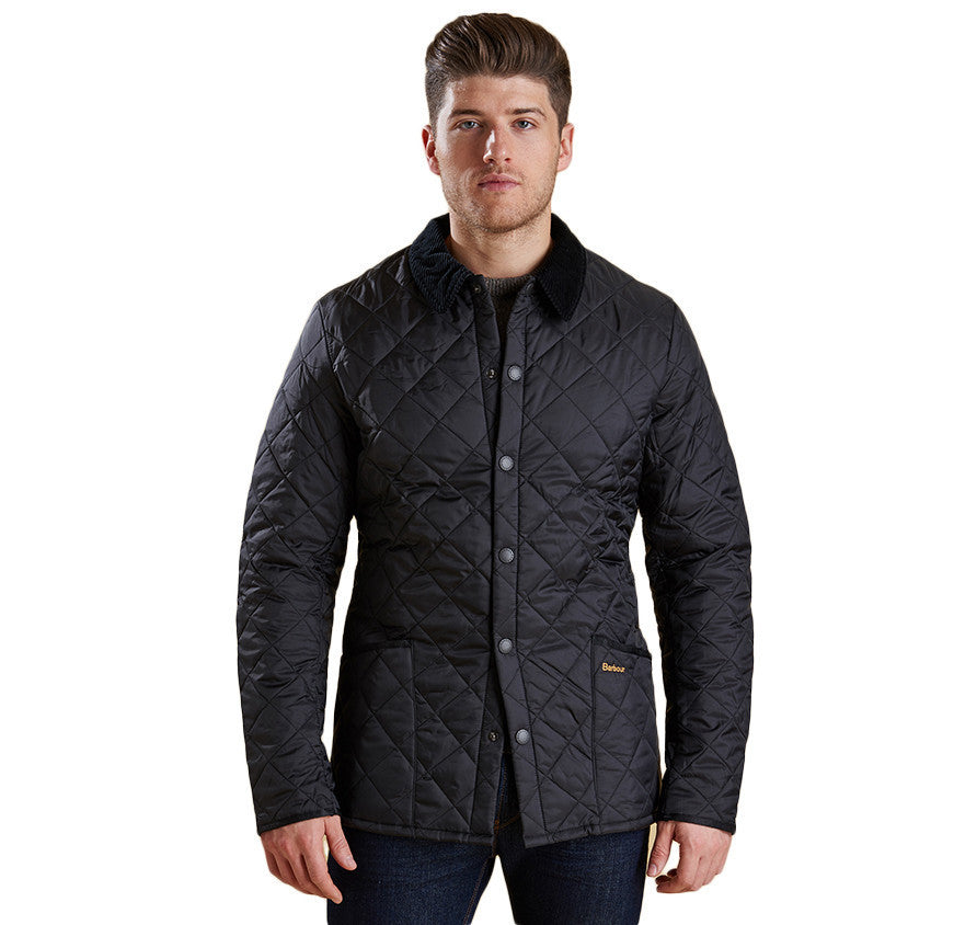 Heritage Liddesdale Quilted Jacket Barbour Tide And Peak Outfitters