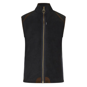 Langdale Fleece Gilet in Navy