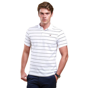 Lawrence Polo in White by Barbour  - 1