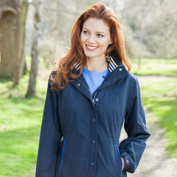 Dubarry of Ireland Lecarrow Lightweight Waterproof Jacket by Dubarry of Ireland