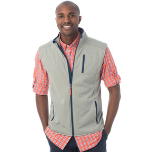Tide To Trail Performance Vest in Steel