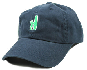 Logo Hat in Navy