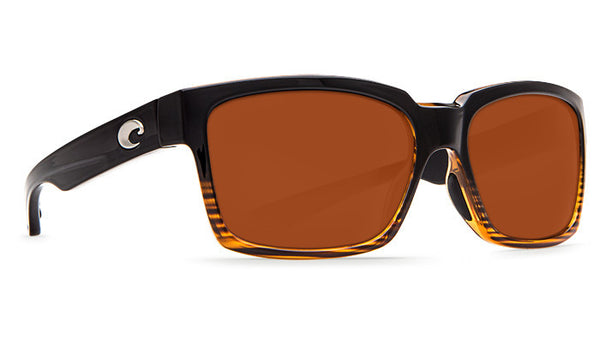 Playa Coconut Fade Sunglasses with Copper 580P Lenses