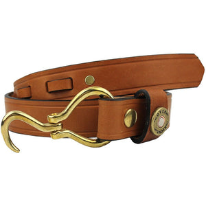 Hoof Pick Belt in London Tan by Over Under Clothing  - 1
