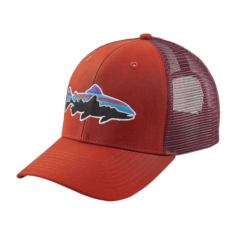 Fitz Roy Trout Trucker Hat - FINAL SALE