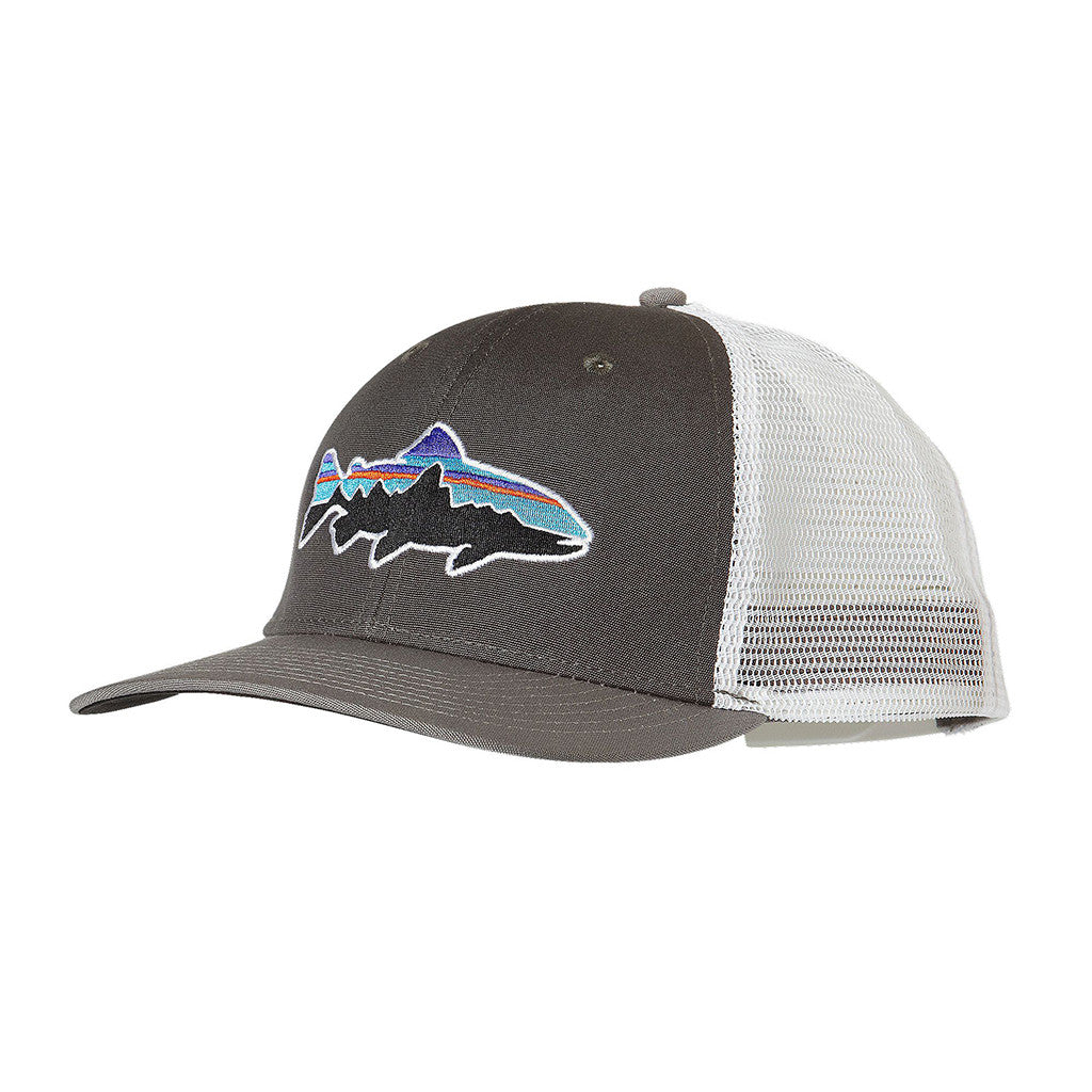 e00a27c1b2418 Fitz Roy Trout Trucker Hat. Patagonia